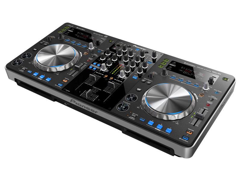 Pioneer XDJ-R1 rekordbox alapú DJ multimédia lejátszó