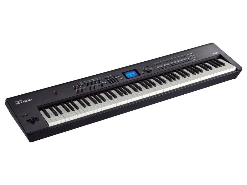 Roland RD-800 digitális zongora - AJÁNDÉK PAD + FEJHALLGATÓ!